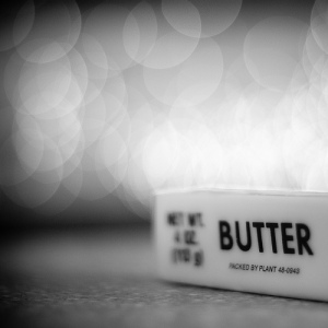 Stick of butter, Creative Commons-Attribution by Robert S. Donovan